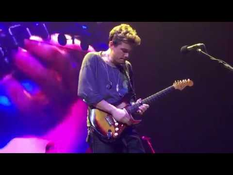 John Mayer - Slow Dancing in a Burning Room - Portland 07/22/2017