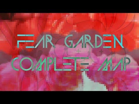 FEAR GARDEN   HORROR MAP COMPLETE