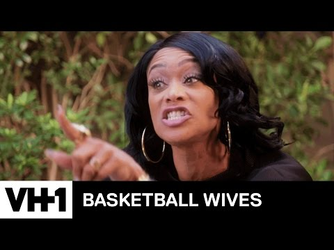 Tami Gets Fired Up  Basketball Wives
