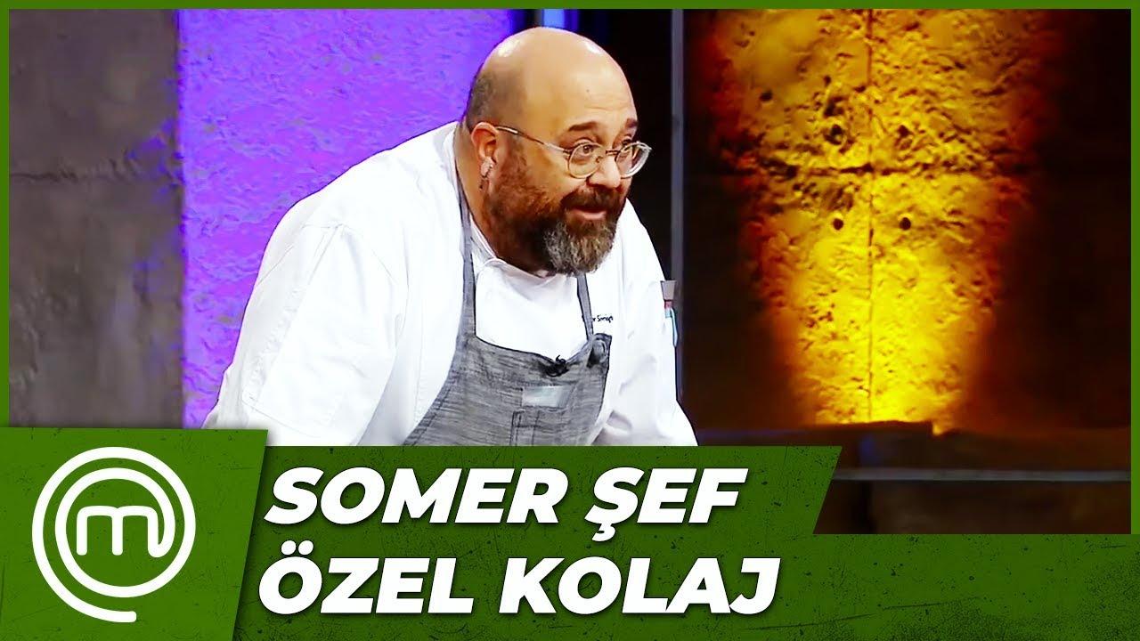Somer Şef'in Gergin Anları!   MasterChef Türkiye