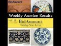 BidAmount Weekly eBay Chinese Porcelain Auction Results 9/01/17 Vol 44