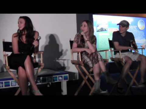 Dolphin Tale 2 actors talk about the film