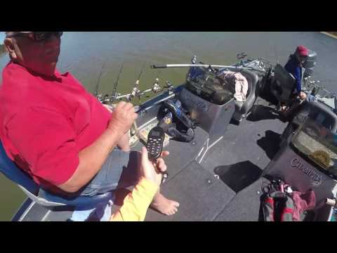 Clarks Hill/ J Strom Thurmond Lake Crappie Fishing