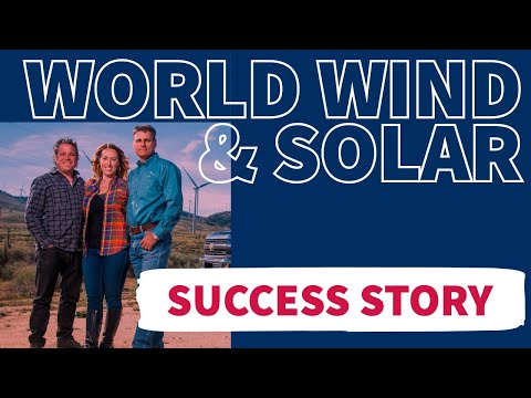 2014 Success Story - World Wind & Solar - CSU Bakersfield SBDC