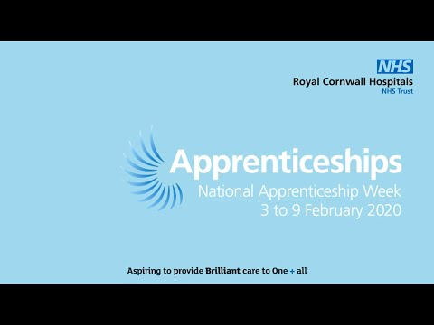 National Apprenticeship Week #NAW2020
