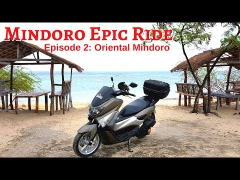 Mindoro Epic Ride Ep2: Oriental Mindoro│ Buktot Beach and Tamaraw Falls