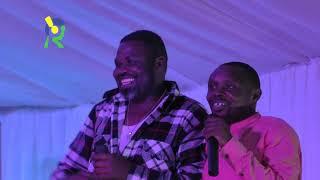 PAPA SAVA na NDIMBATI basekeje cyane abitabiriye 'Life is Funny'