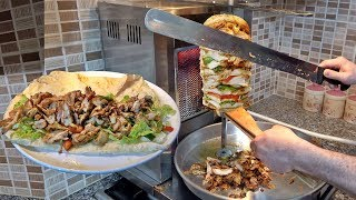 Turkish Chicken Doner Best Kebap Recipe