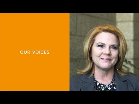"Our Voices - Pam Bryan, ""Trust"""