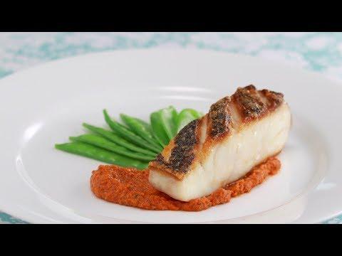 Seared Striped Bass (the Secrets Restaurants Won't Tell You)