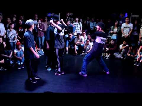 HIP HOP PRO 2x2 1/2 | Funky Sketchers vs Hustle Twins | JUST A BATTLE 2016