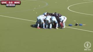 UHC Live  -  UHC vs. MHC - *komplett* 1. Herren Hockey Bundesliga - 09.04.2017 12.00 h - Feldhockey
