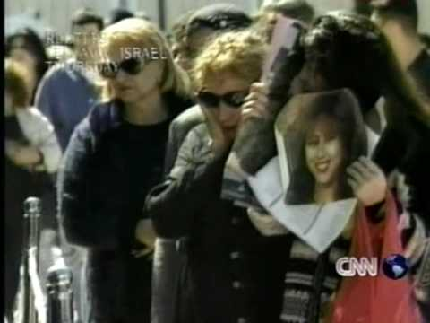 CNN Coverage - Ofra Haza