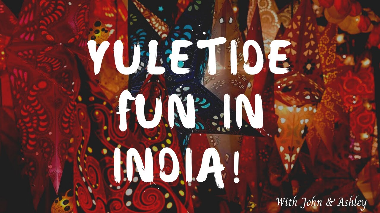 Yuletide fun in India