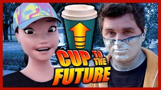 Cup to the Future➟ (feat Captain Disillusion)