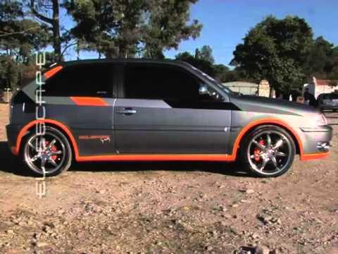 Tuning VW Gol (2007)