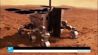 """""""سكياباريلي"""" على سطح المريخ بحثا عن أدلة حياة على الكوكب"""