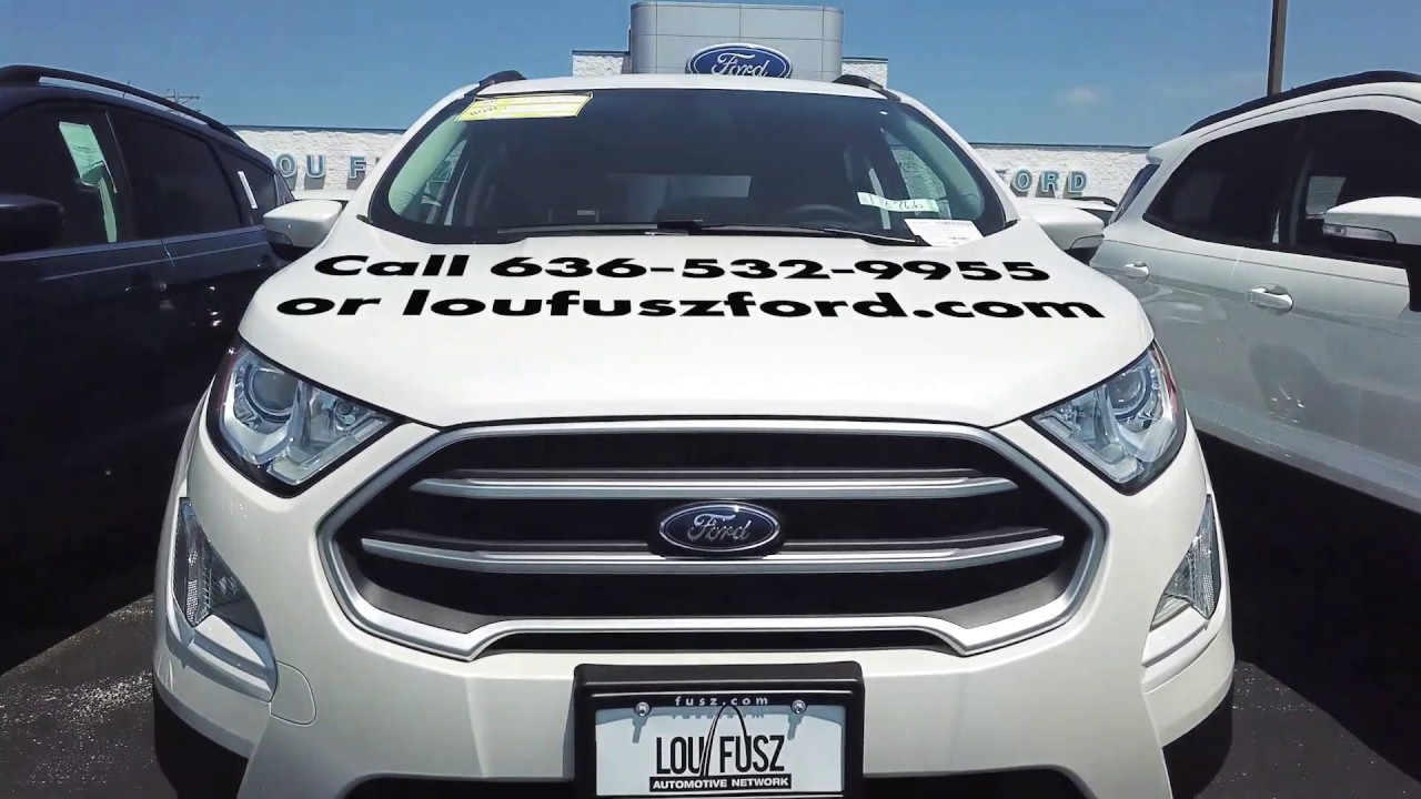 Lou Fusz Ford >> Welcome To Lou Fusz Ford Located At 2 Caprice Dr Chesterfield Mo