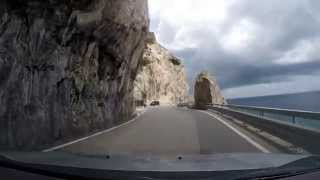 Road trip in Europe - Tyringe Sweden to St. Tropez France