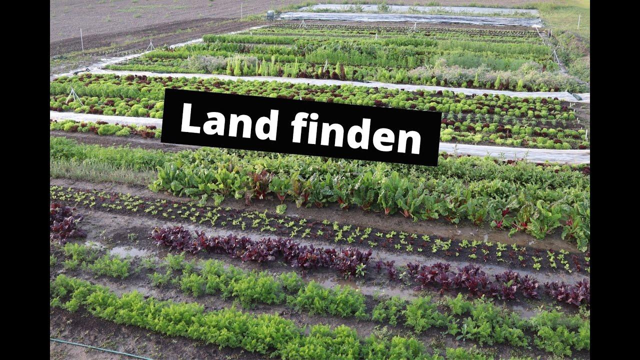 Anbaufläche finden