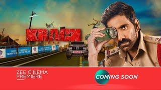 Krack Promo Out On Zee Cinema World Television Premiere Krack Movie Hindi Dubbed Ravi Teja New Movie