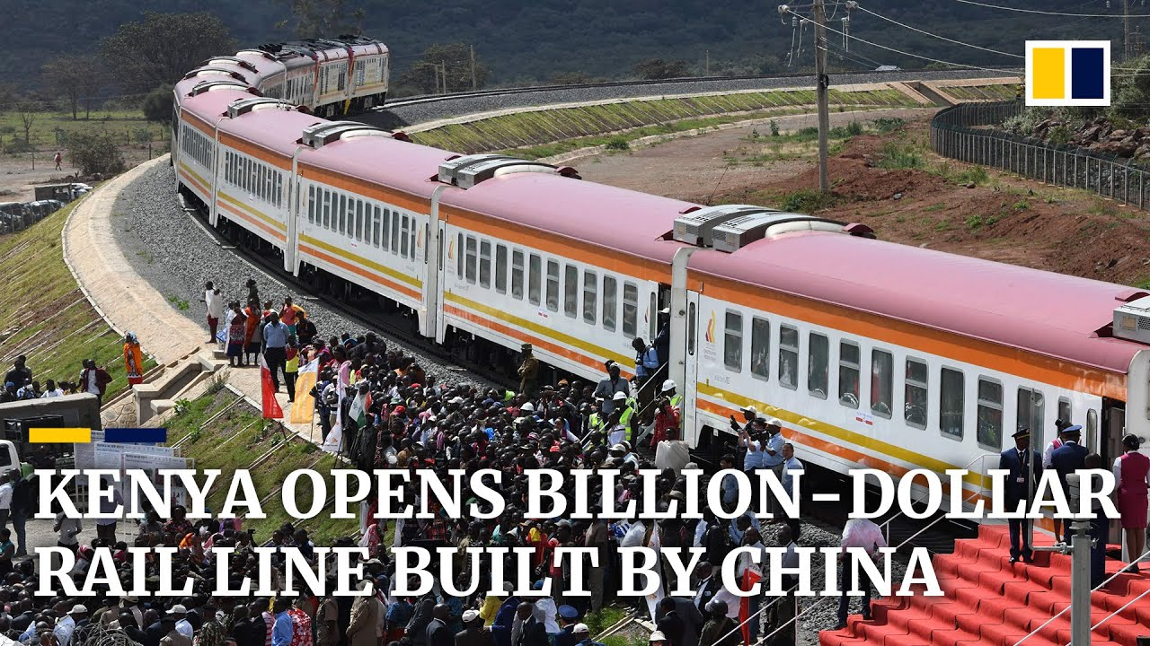 Belt and Road Initiative: end of the line for China's Afristar rail firm in  Kenya? | South China Morning Post