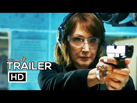 OUT OF BLUE Official Trailer (2019) Patricia Clarkson, Toby Jones Movie HD