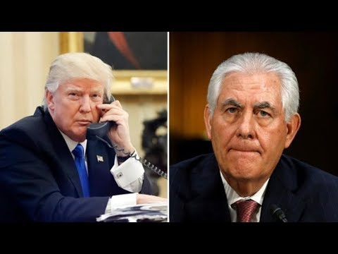 Tillerson, Trump and timing   LIVE Q&A