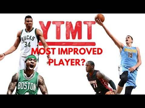 The Joker or the Greek Freak? Who is the Most Improved Player of the Year?