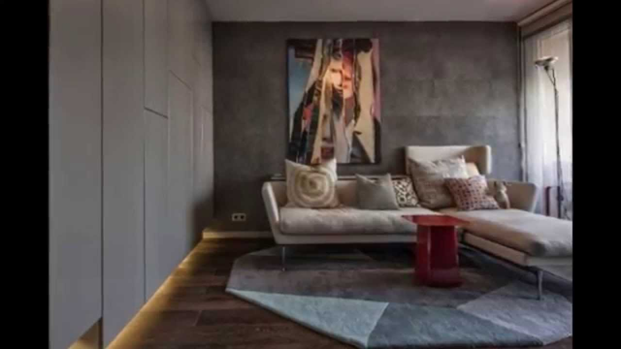 Small Apartment Interior Design Working With Just 40 Square Meter ...