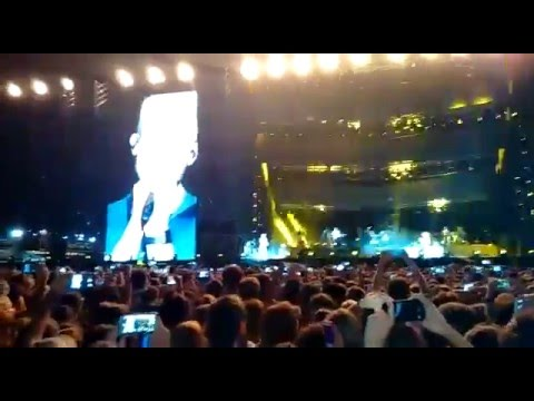"Adam Levine: ""Argentina, the best crowd in the entire tour"""