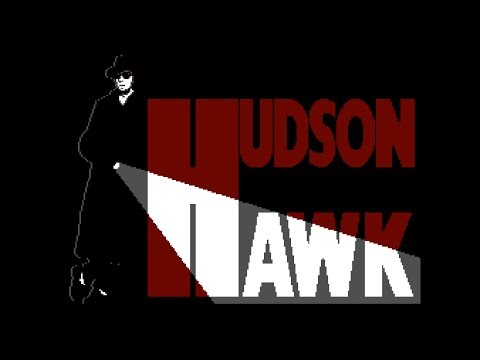 Hudson Hawk - NES Gameplay