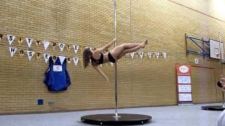 Inter-Uni Pole Competition  - Essex Intermediate Winner - IMOGEN