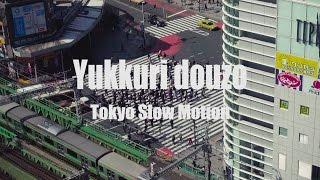 Yukkuri douzo : Tokyo Slow Motion