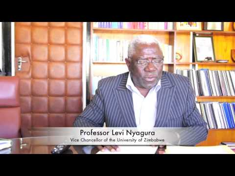 Interview - Vice Chancellor of University of Zimbabwe about 'Project 50Five'