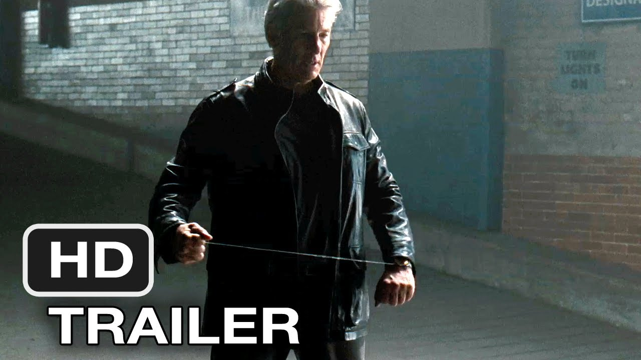 The Double 2011 Movie Trailer Hd Youtube