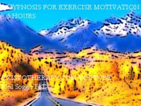 Exercise motivation hypnosis – fitness and weight loss – existotherapy.com