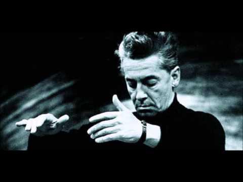 """Beethoven """"Symphony No 1"""" Herbert von Karajan"""