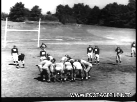 The New York Giants in Know Your Football (1930s)