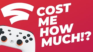 Stadia costs how much!?!?
