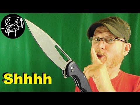 Sencut Citius Knife Review – Our Little Secret🤐