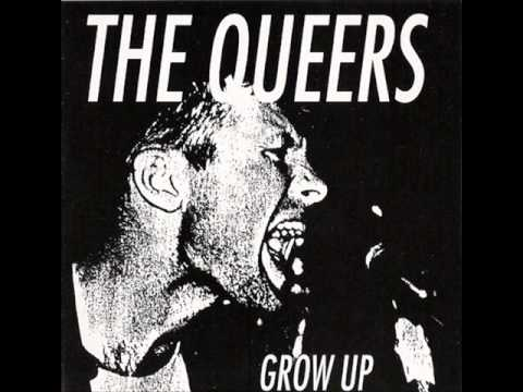 The Queers - Grow Up (1990) (Full Album)