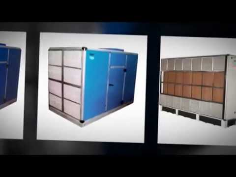 Evaporative Cooling Systems Manufacturer In Noida | Drycool Systems India