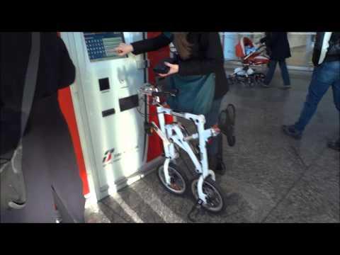 Bici Pieghevole Nanoo Prezzo.Nanoo La Bicicletta Pieghevole Dei Pendolari