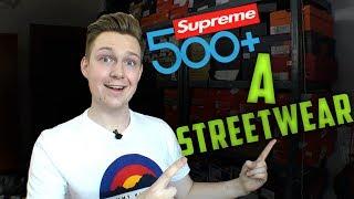 Czy 500 plus zniszczyło streetwear? Drop Travisów i PODRÓBKI NA DROPIE!!