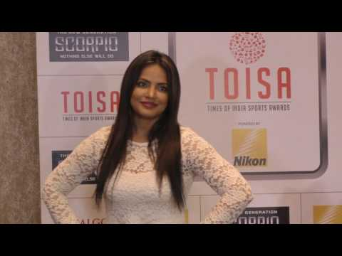 Vidya Balan, Sonu Sood, Fatima Shekh & Others At 'Times Of India Sports Award' 2017