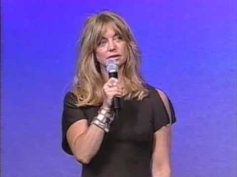 Goldie Hawn: Finding Happiness