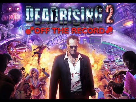 Dead Rising 2: Off The Record All Cutscenes Movie (Game Movi