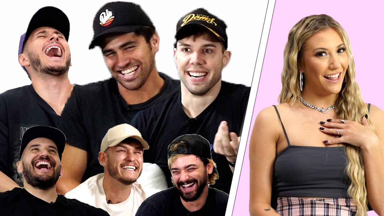 Youtubers Blind Dating 2