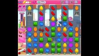 How to beat Candy Crush Saga Level 442 - 2 Stars - No Boosters - 68,180pts